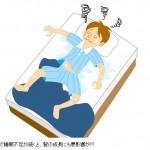 取材協力「webR25」:熱帯夜の睡眠不足 頭皮にも悪影響?