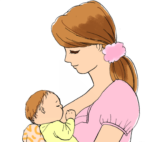 小豆(あずき)母乳