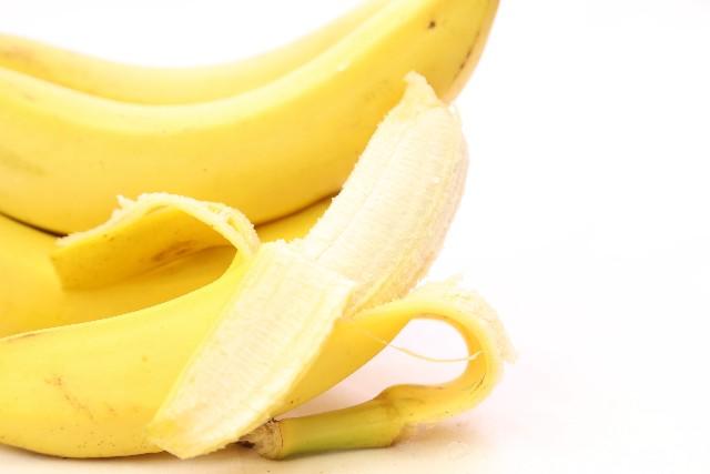 むくみ対策にバナナ