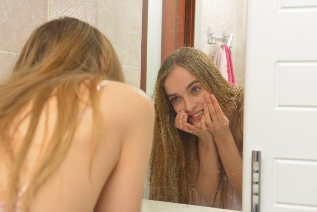 オイル洗顔
